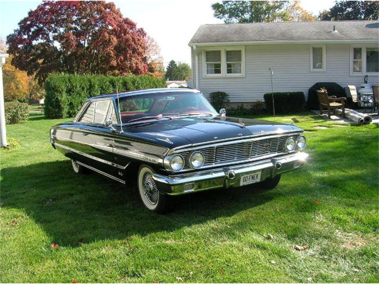1964 Ford Galaxie 500 (CC-1345120) for sale in Cadillac, Michigan