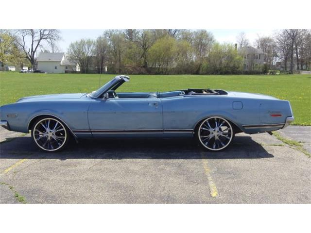 1968 Mercury Montego (CC-1345123) for sale in Cadillac, Michigan