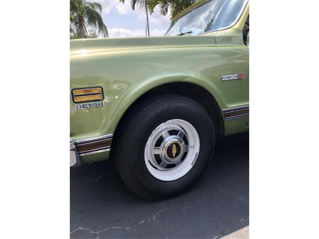 1972 Chevrolet C20 (CC-1345126) for sale in Cadillac, Michigan