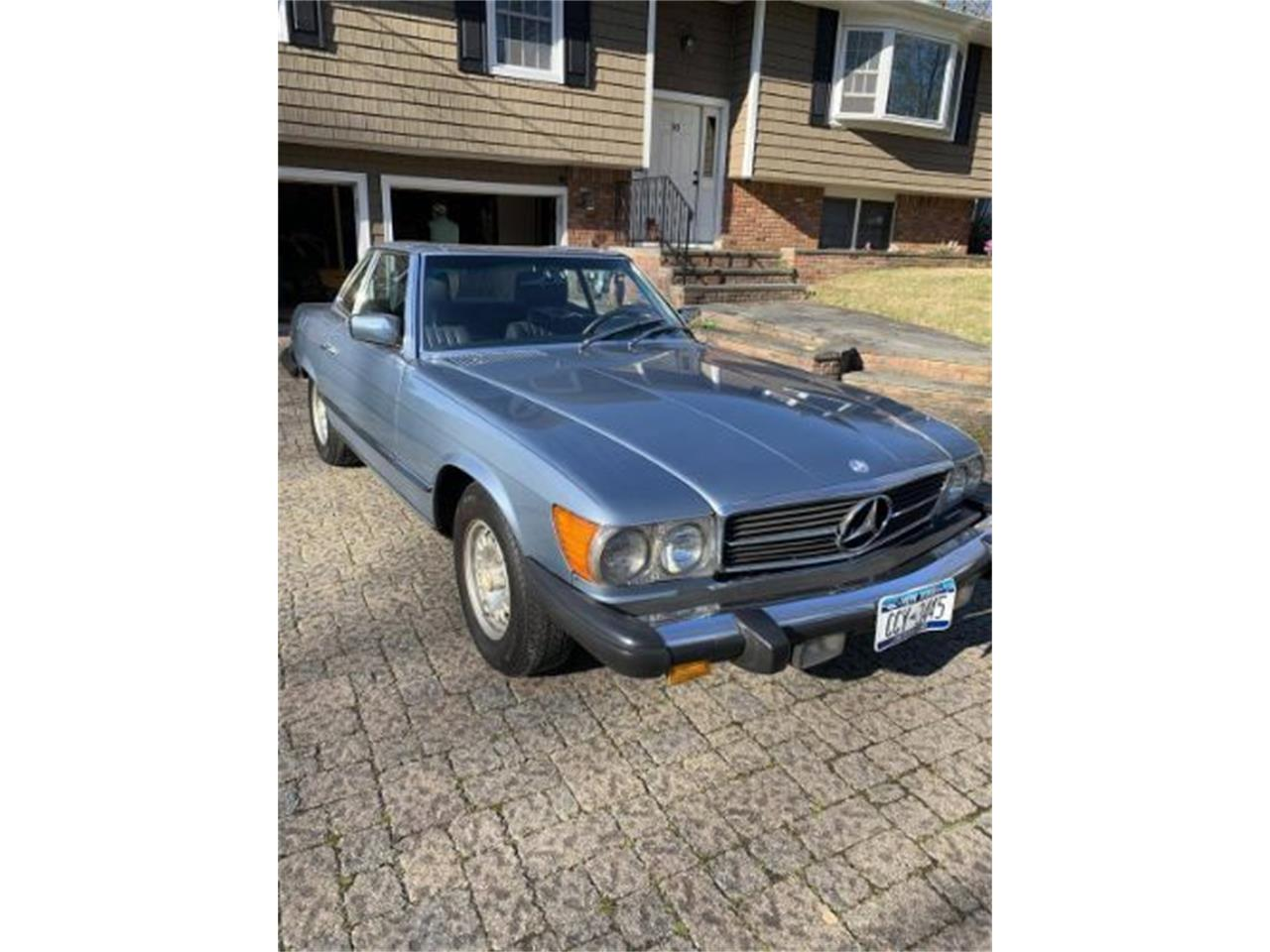 1979 Mercedes-Benz 450SL (CC-1345127) for sale in Cadillac, Michigan