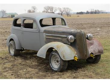1936 Chevrolet Sedan (CC-1345133) for sale in Cadillac, Michigan