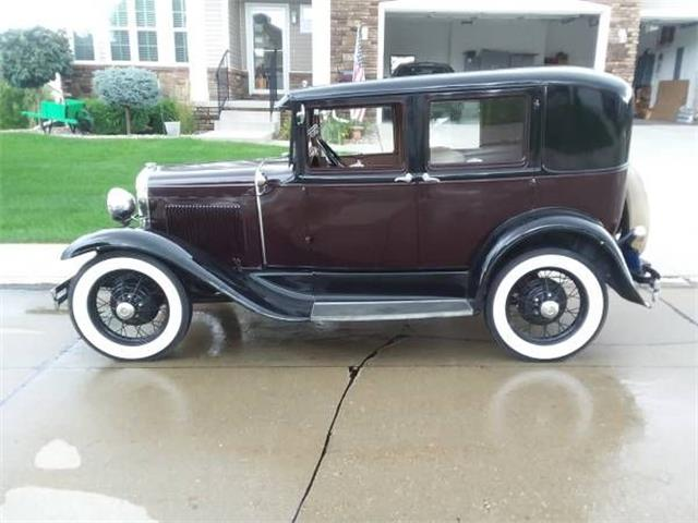 1930 Ford Model A (CC-1345135) for sale in Cadillac, Michigan