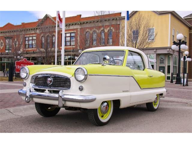 1957 Nash Metropolitan (CC-1345140) for sale in Cadillac, Michigan