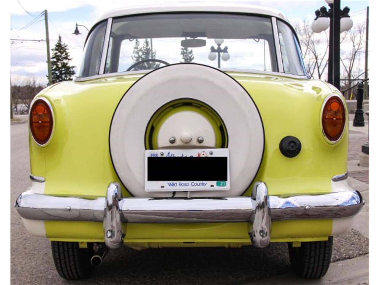 1957 Nash Metropolitan (CC-1345140) for sale in Cadillac, Michigan