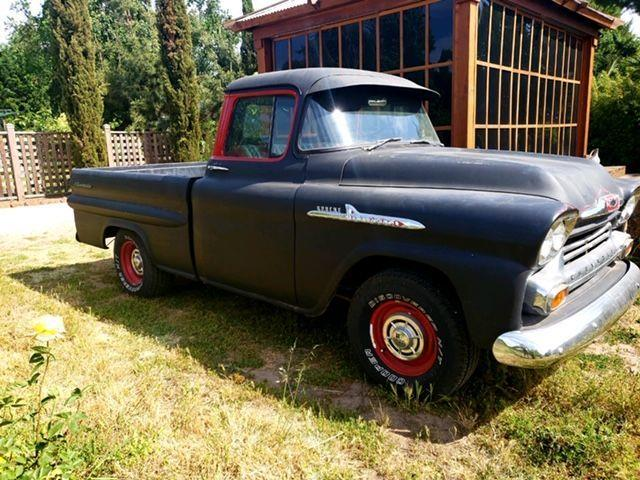 1958 Chevrolet Apache (CC-1345142) for sale in Cadillac, Michigan