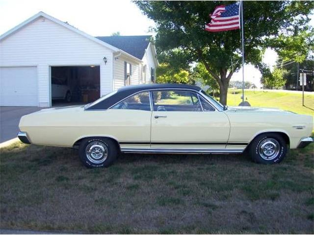 1967 Mercury Cyclone (CC-1345146) for sale in Cadillac, Michigan
