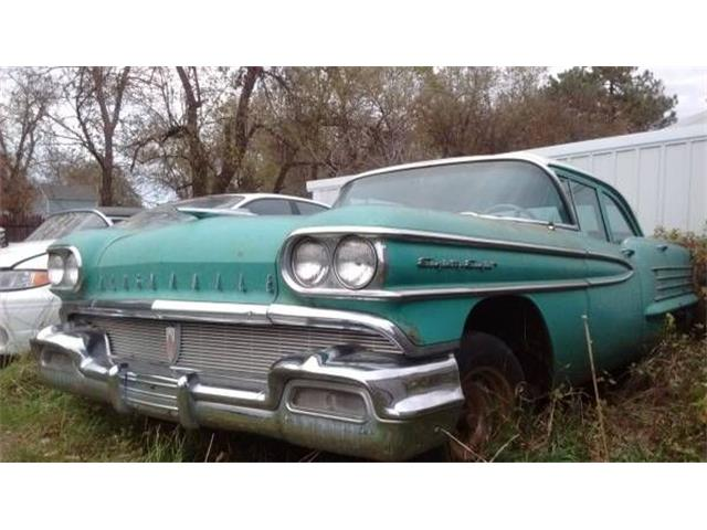 1958 Oldsmobile 88 (CC-1345148) for sale in Cadillac, Michigan