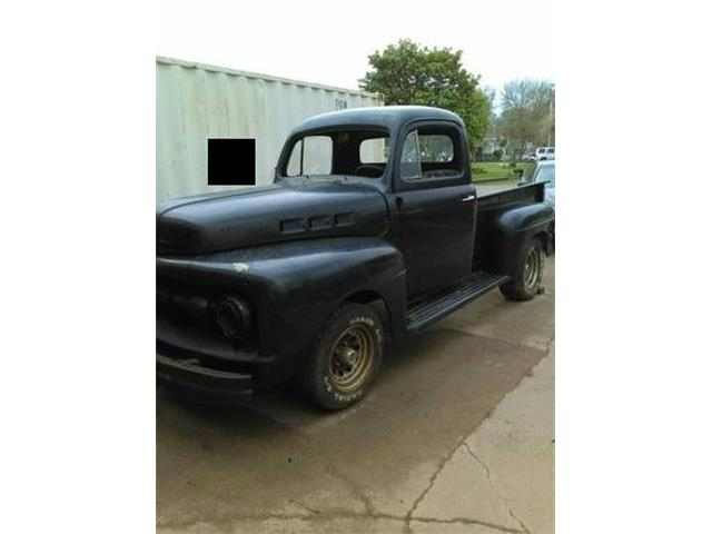 1951 Ford F150 (CC-1345150) for sale in Cadillac, Michigan