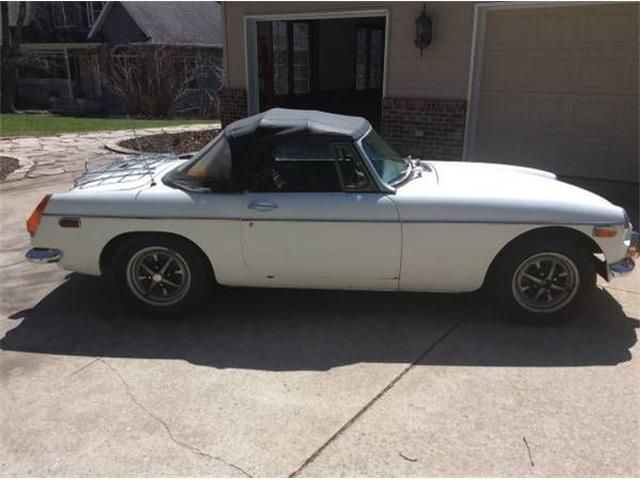 1973 MG MGB (CC-1345151) for sale in Cadillac, Michigan
