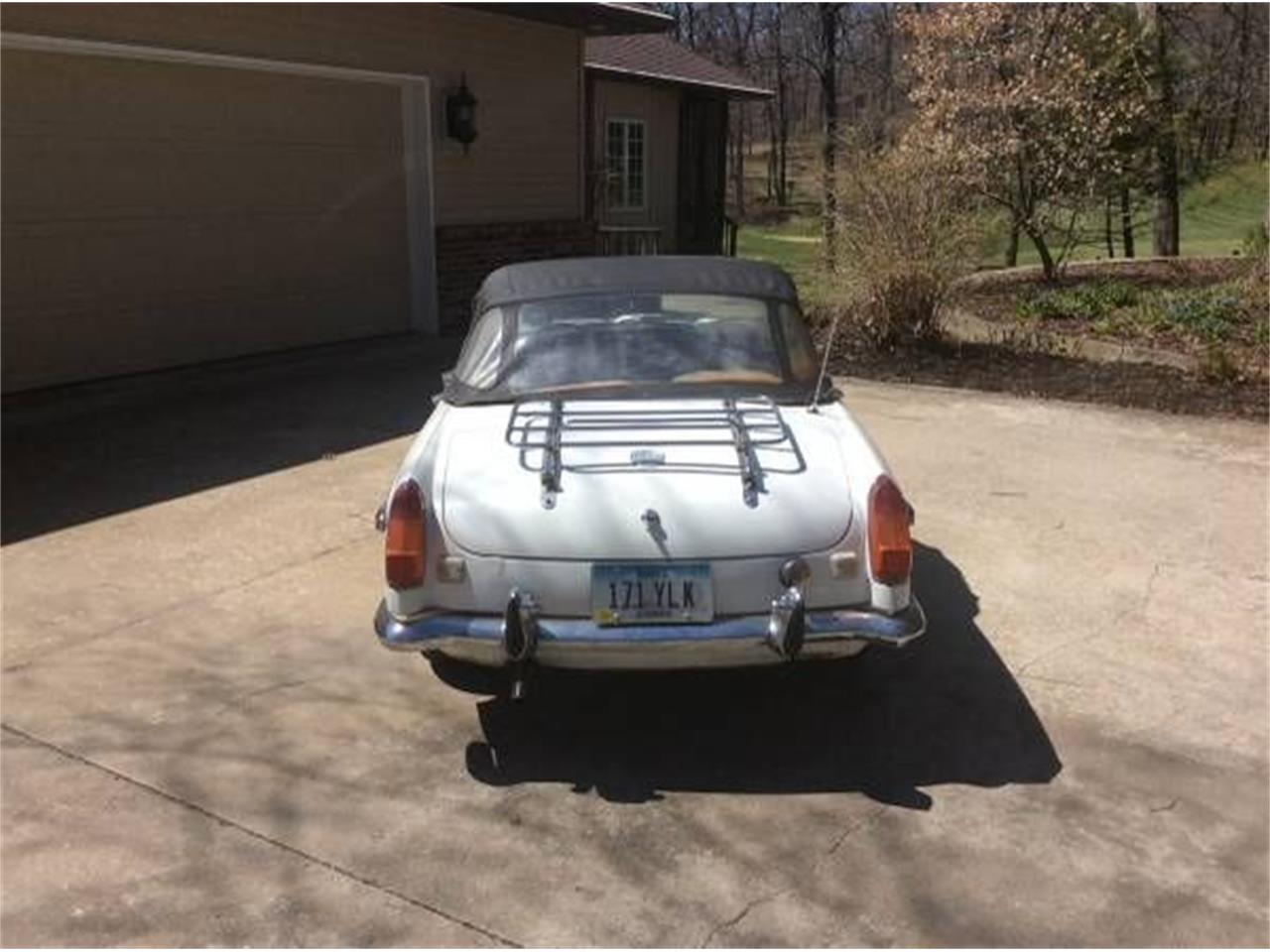 1973 MG MGB (CC-1345151) for sale in Cadillac, Michigan