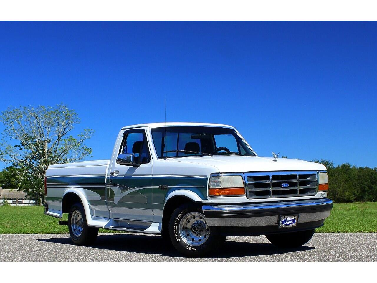 1995 Ford F150 (CC-1345156) for sale in Clearwater, Florida