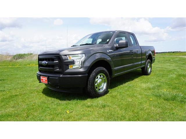 2017 Ford F150 (CC-1345164) for sale in Clarence, Iowa
