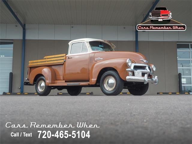 1955 Chevrolet 3100 (CC-1345168) for sale in Englewood, Colorado