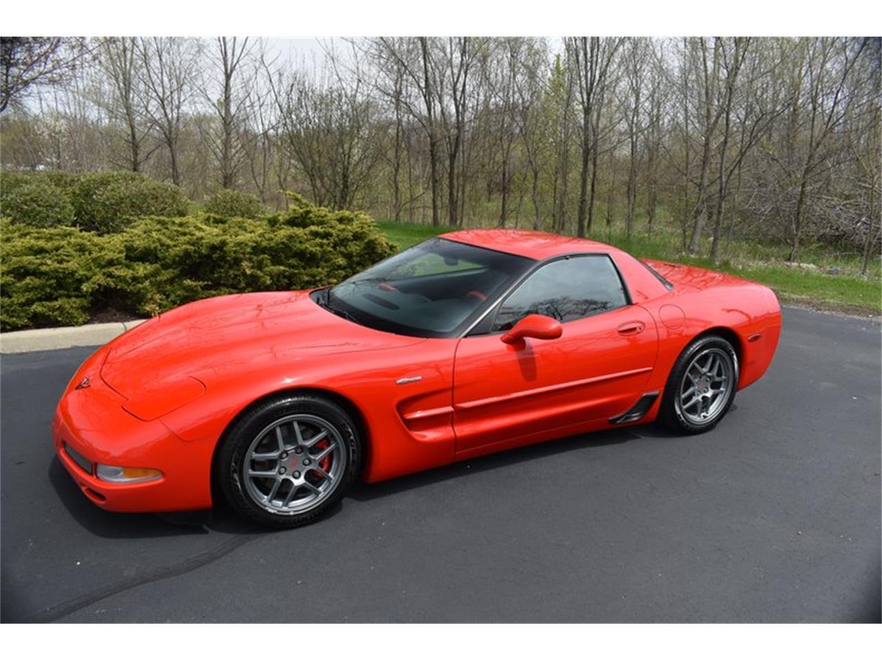 2001 Chevrolet Corvette (CC-1345172) for sale in Elkhart, Indiana