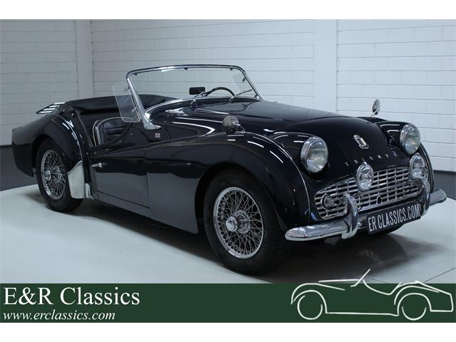 1963 Triumph TR3A (CC-1345178) for sale in Waalwijk, Noord-Brabant