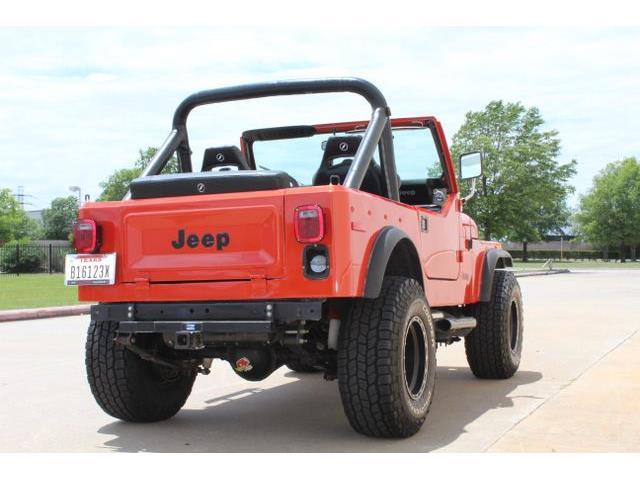 1978 Jeep CJ7 (CC-1345193) for sale in Houston, Texas