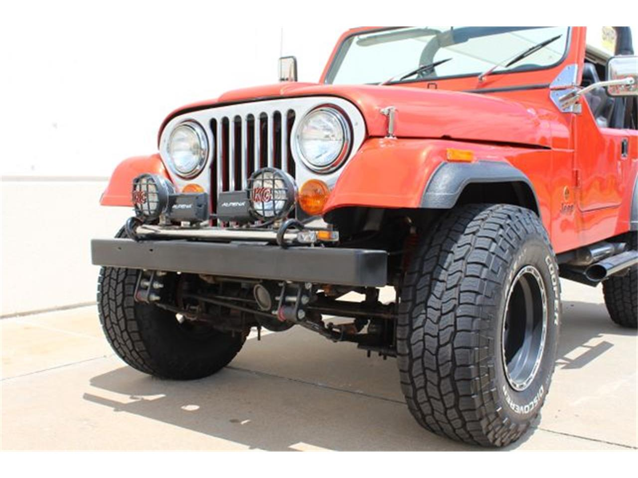 1978 Jeep CJ7 (CC-1345193) for sale in Houston, Texas