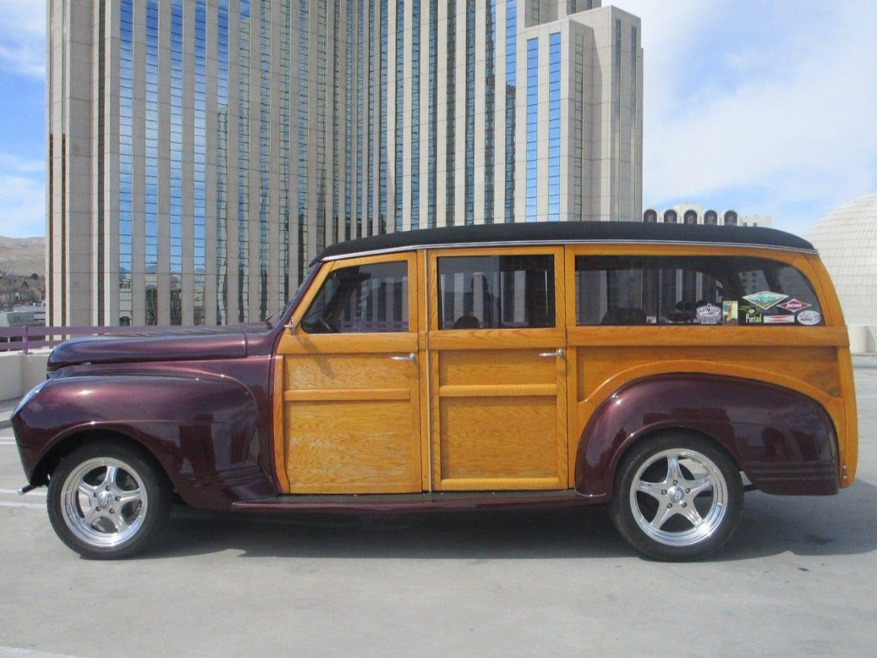 1941 Plymouth Woody Wagon (CC-1345196) for sale in Reno, Nevada