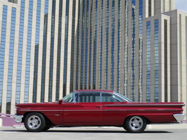 1960 Pontiac Bonneville (CC-1345197) for sale in Reno, Nevada