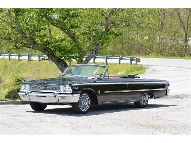 1963 Ford Galaxie (CC-1345221) for sale in Cookeville, Tennessee