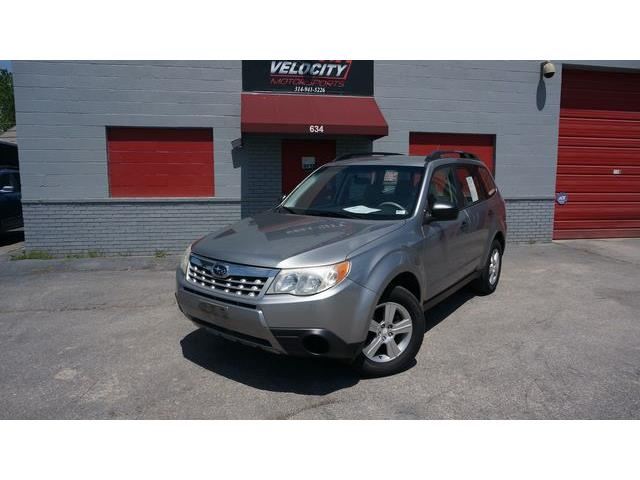 2011 Subaru Forester (CC-1345237) for sale in Valley Park, Missouri