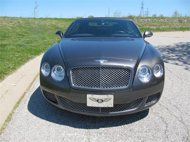 2011 Bentley Continental GTC (CC-1345265) for sale in Omaha, Nebraska