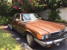 1978 Mercedes-Benz 450SL (CC-1345276) for sale in Miami , Florida