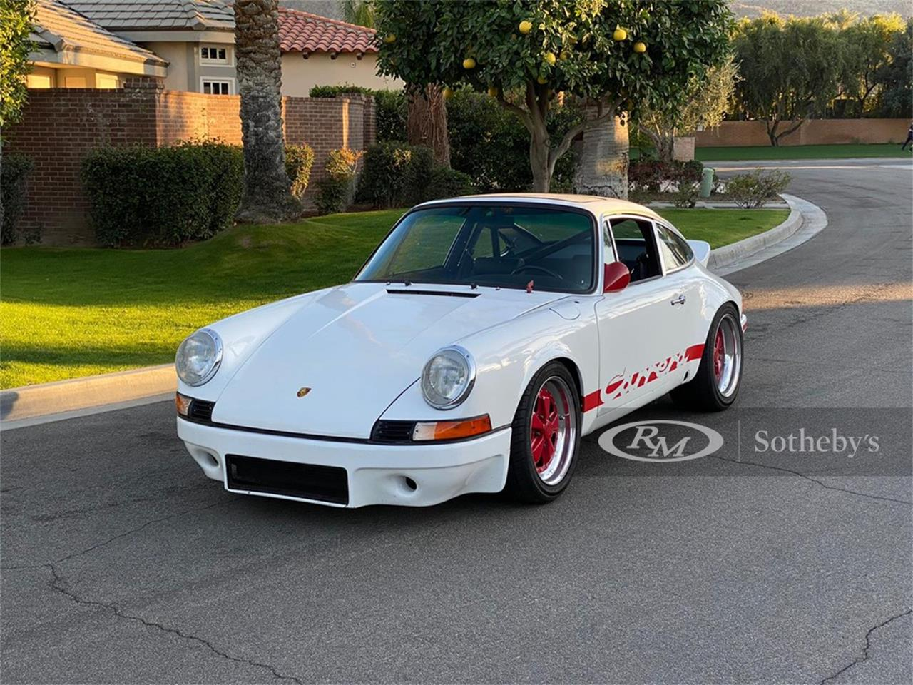 1972 Porsche 911 Carrera RS (CC-1340528) for sale in Culver City, California