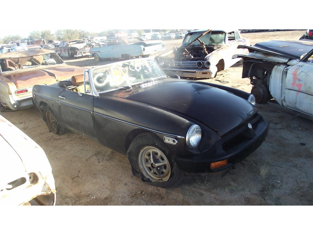 1976 MG MGB (CC-1345285) for sale in Phoenix, Arizona