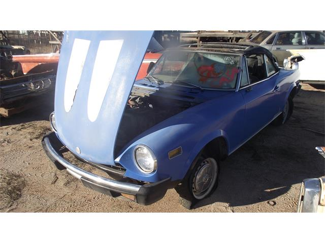 1976 Fiat Unspecified (CC-1345286) for sale in Phoenix, Arizona