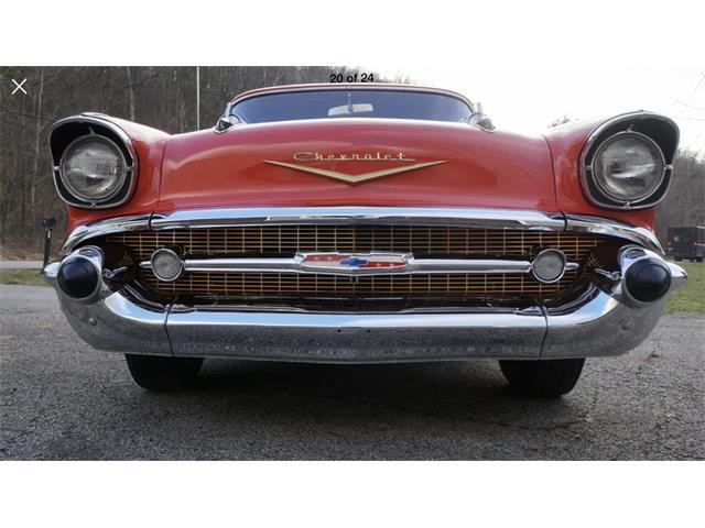 1957 Chevrolet Nomad (CC-1345289) for sale in Madison, Mississippi