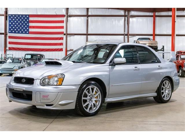 2004 Subaru Impreza (CC-1345300) for sale in Kentwood, Michigan
