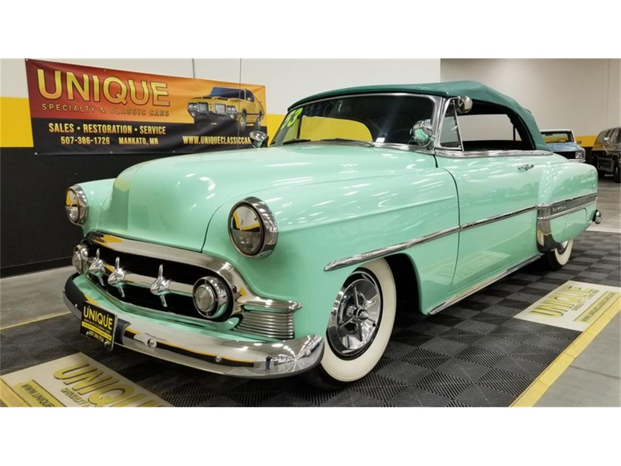 1953 Chevrolet Bel Air (CC-1345320) for sale in Mankato, Minnesota