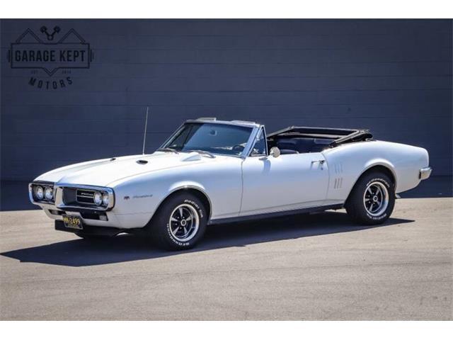 1967 Pontiac Firebird (CC-1345324) for sale in Grand Rapids, Michigan
