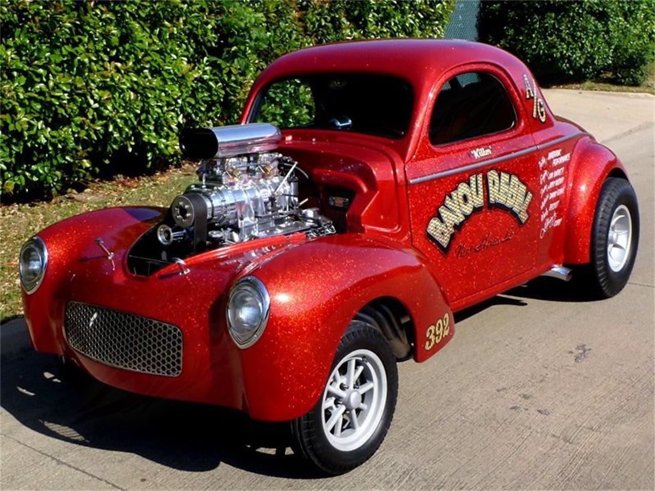 1941 Willys Custom (CC-1345337) for sale in Arlington, Texas