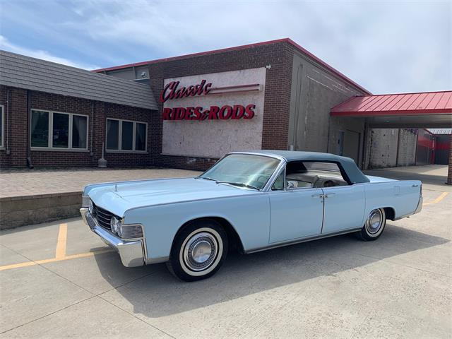 1965 Lincoln Continental (CC-1345347) for sale in Annandale, Minnesota