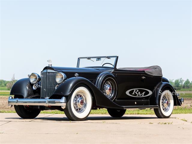 1934 Packard Twelve (CC-1345374) for sale in Culver City, California