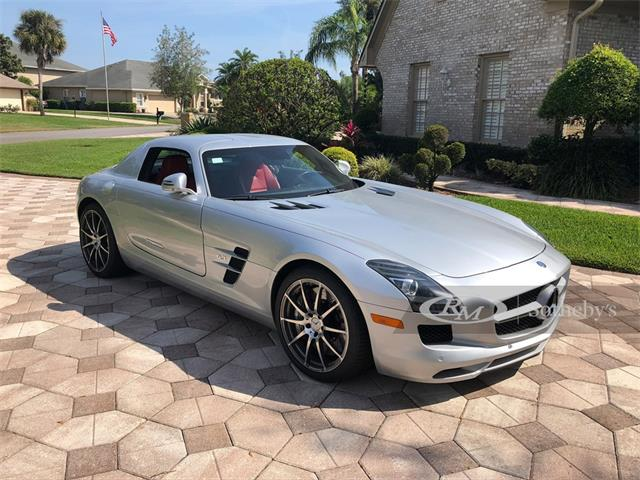 2011 Mercedes-Benz SLS AMG (CC-1345380) for sale in Culver City, California