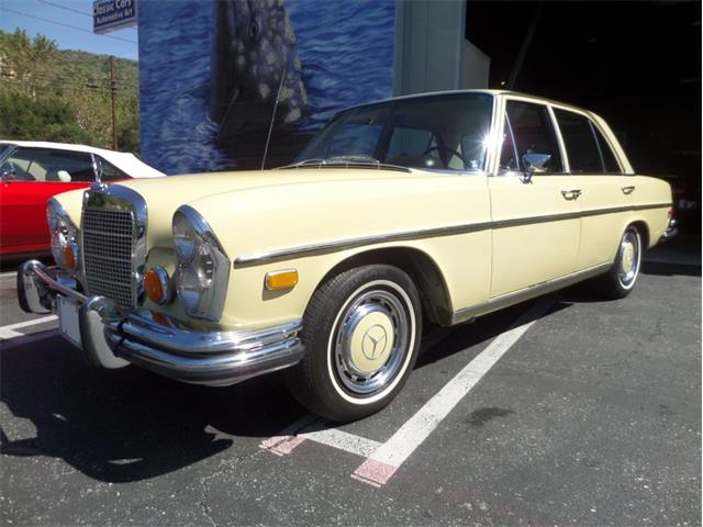 1972 Mercedes-Benz 280SE (CC-1345385) for sale in Laguna Beach, California
