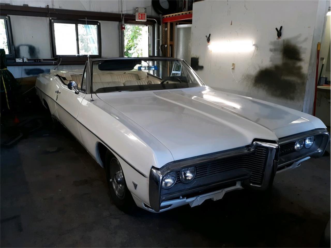1968 Pontiac Parisienne (CC-1345414) for sale in Tampa, Florida