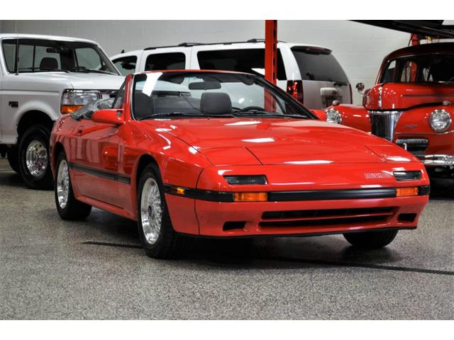 1988 Mazda RX-7 (CC-1345422) for sale in Plainfield, Illinois