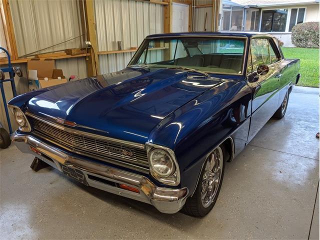 1966 Chevrolet Nova (CC-1345424) for sale in Tampa, Florida