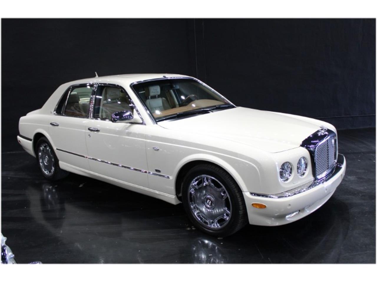 2008 Bentley Arnage (CC-1345429) for sale in North Miami , Florida