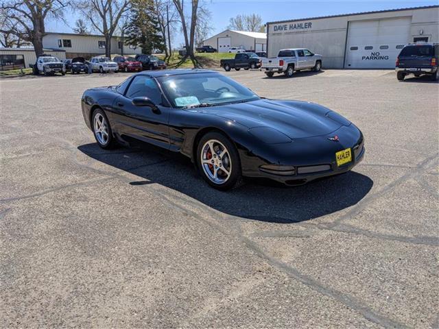 1998 Chevrolet Corvette (CC-1345438) for sale in Webster, South Dakota