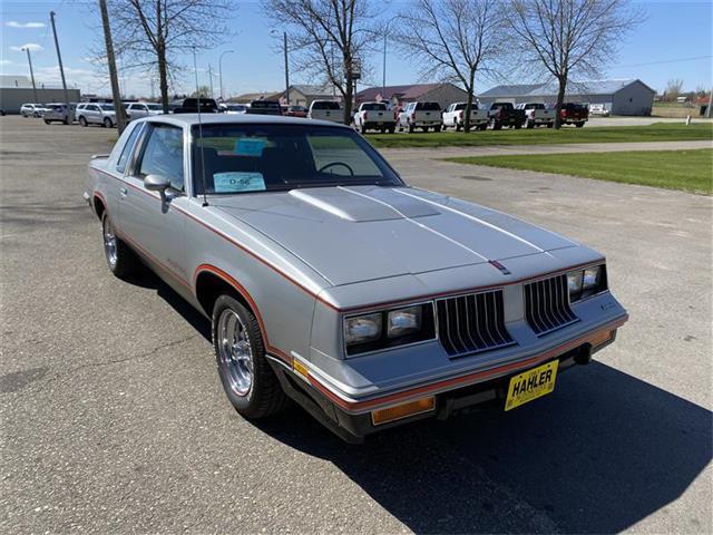 1984 Oldsmobile Cutlass (CC-1345439) for sale in Webster, South Dakota