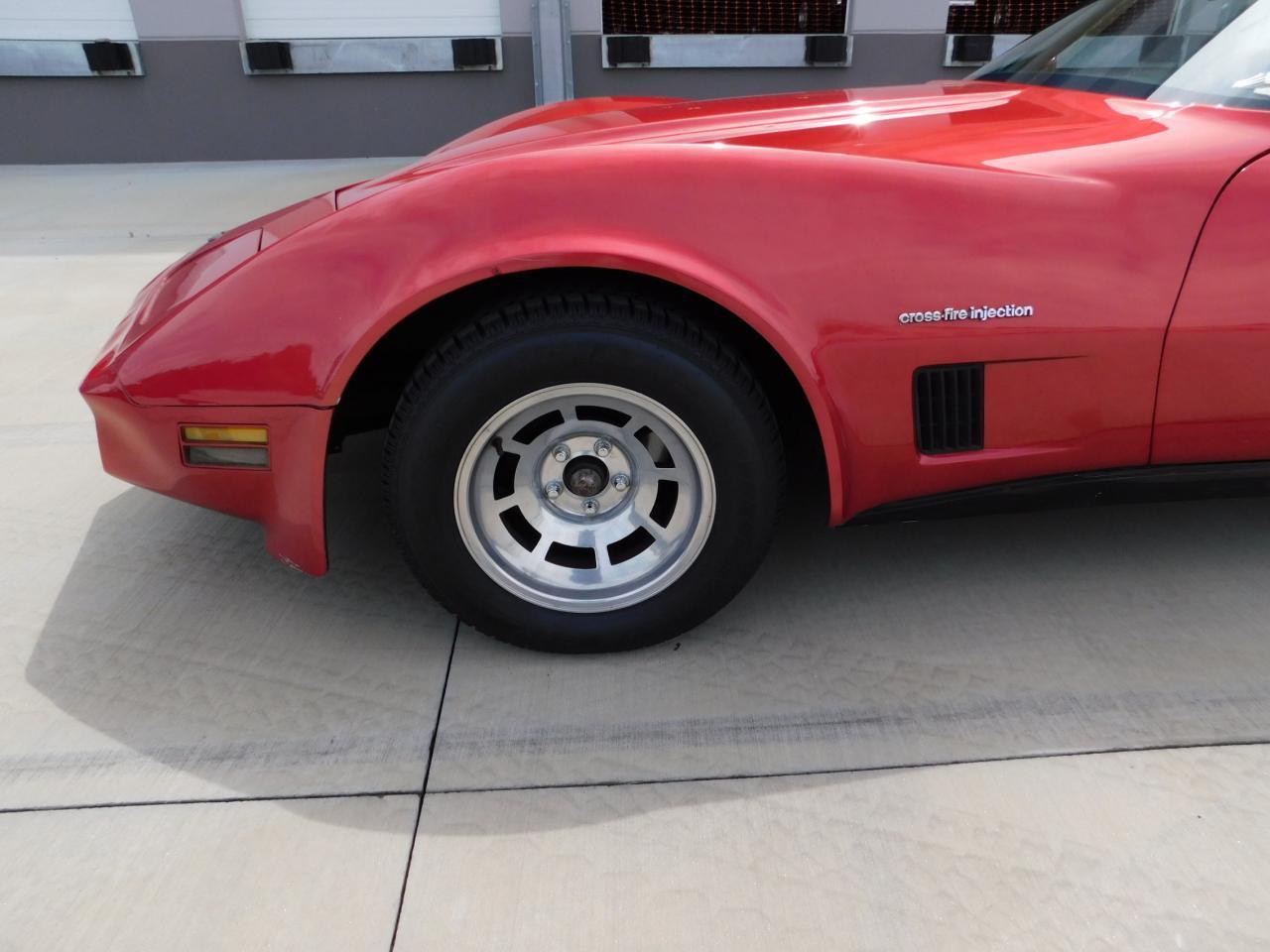 1982 Chevrolet Corvette (CC-1340545) for sale in O'Fallon, Illinois