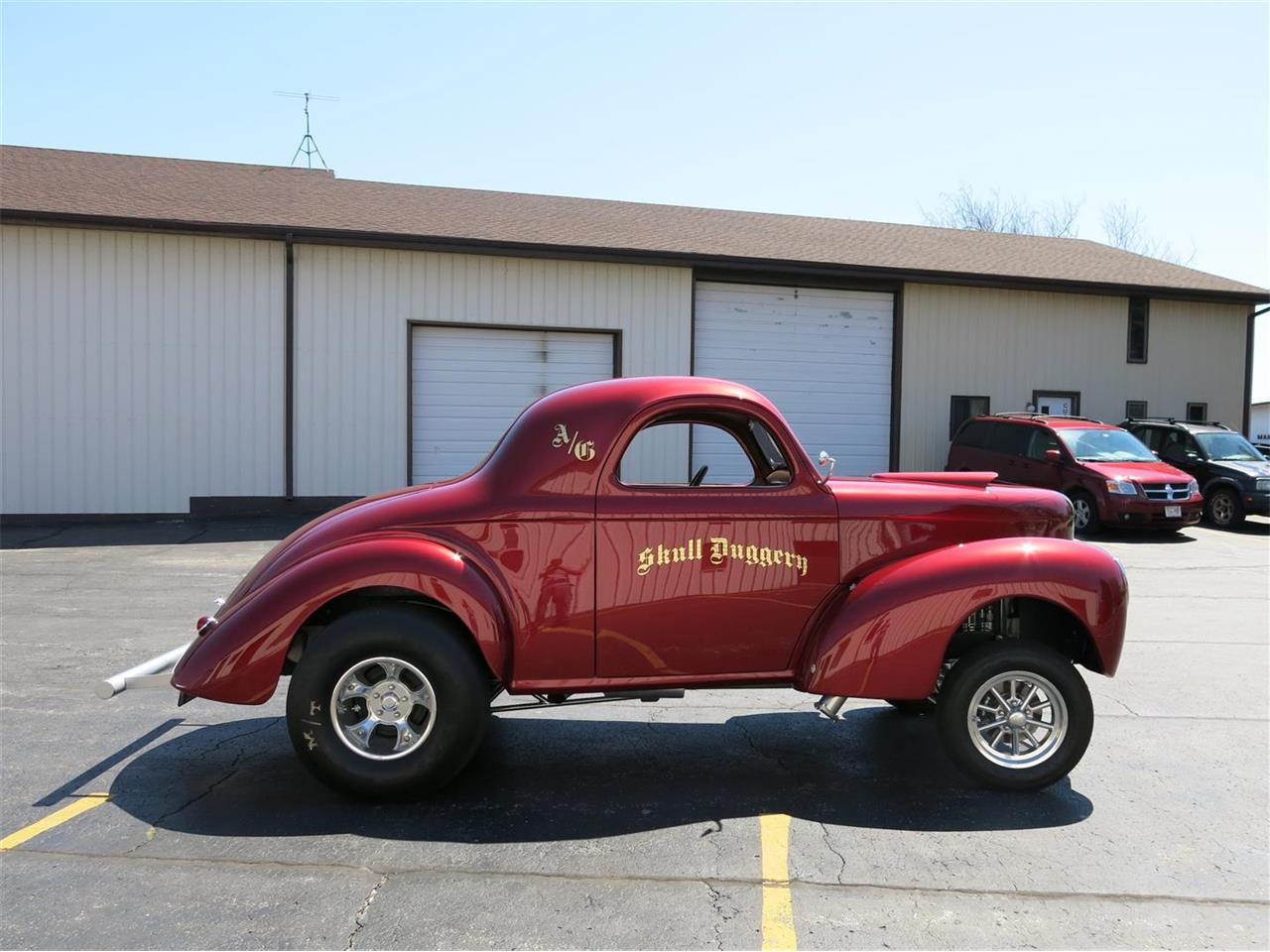 1941 Willys Gasser (CC-1345471) for sale in Manitowoc, Wisconsin