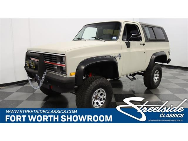 1984 Chevrolet Blazer (CC-1345478) for sale in Ft Worth, Texas