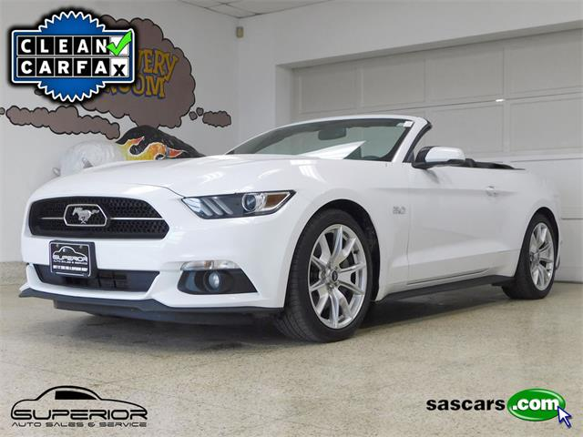 2015 Ford Mustang (CC-1345484) for sale in Hamburg, New York