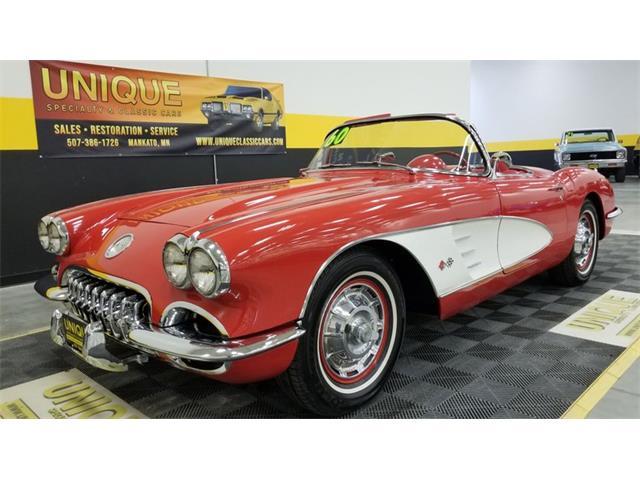 1960 Chevrolet Corvette (CC-1345485) for sale in Mankato, Minnesota